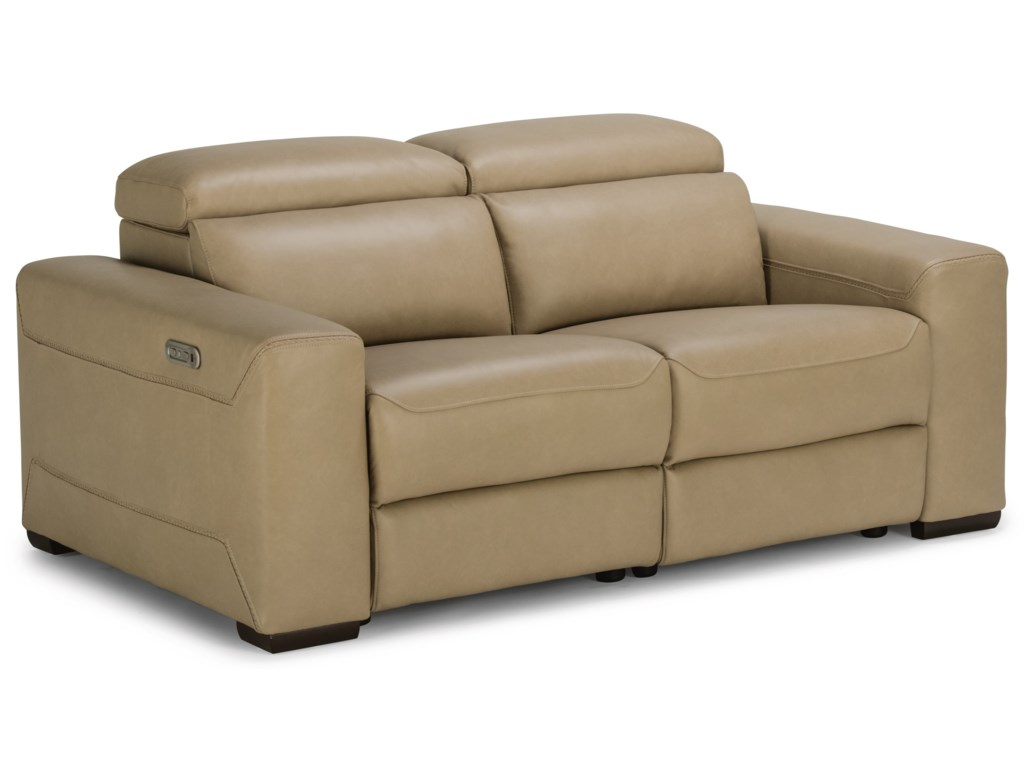 Flexsteel LexonSectional Reclining Loveseat