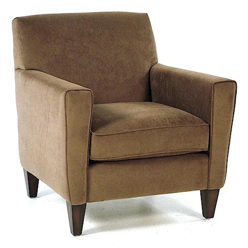 Flexsteel Chazz Upholstered Chair