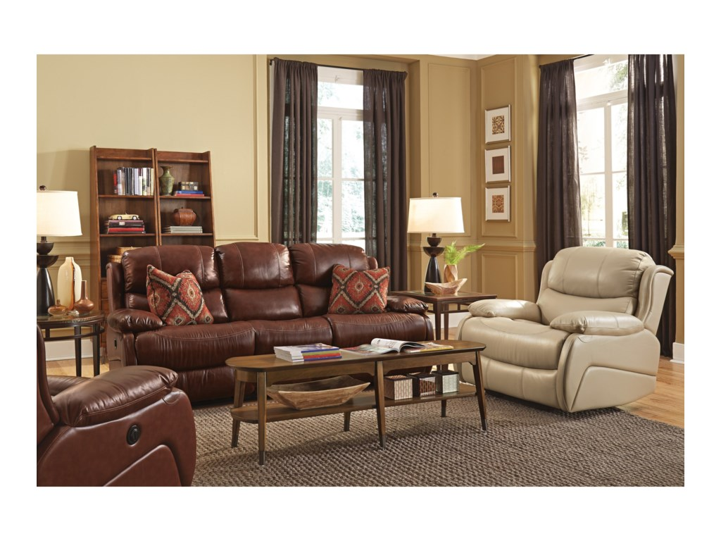 Flexsteel Latitudes - AmsterdamPower Living Room Group