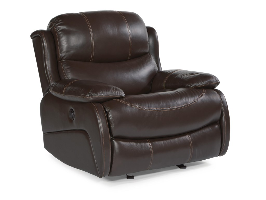 Recliner Shown May Not Represent Exact Features Indicated.