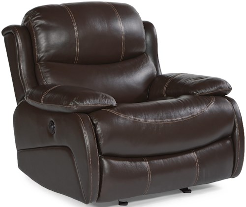 Flexsteel Latitudes - Amsterdam Power Glider Recliner