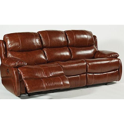 Flexsteel Latitudes - Amsterdam Double Reclining Sofa