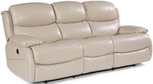 Flexsteel Latitudes - Amsterdam Power Double Reclining Sofa