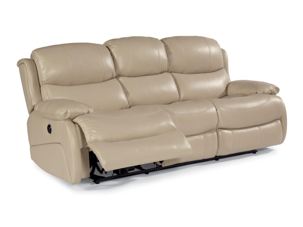 Flexsteel Latitudes - AmsterdamPower Double Reclining Sofa