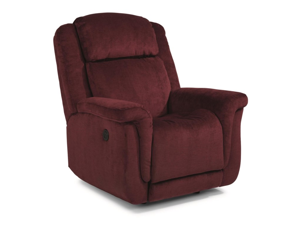 Flexsteel UpdraftPower Rocker Recliner