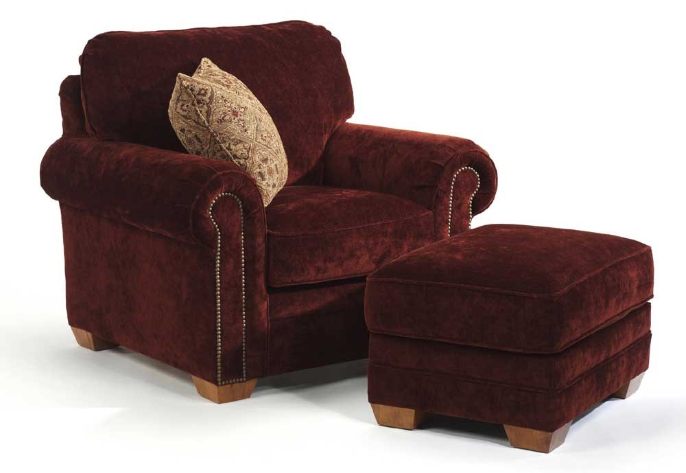 Shown with 7270-08 Ottoman