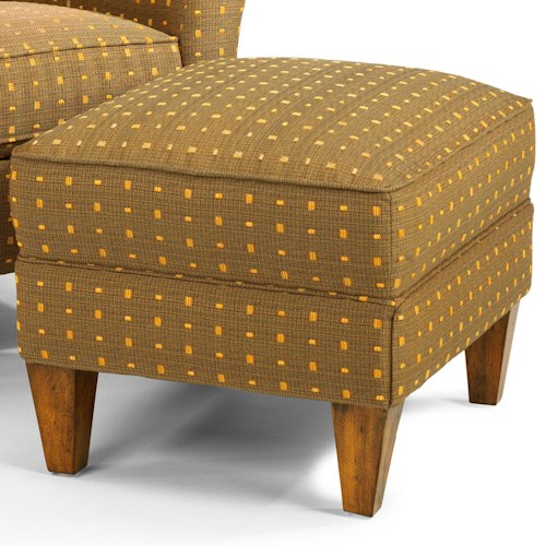 Flexsteel Accents Dancer Upholstered Ottoman