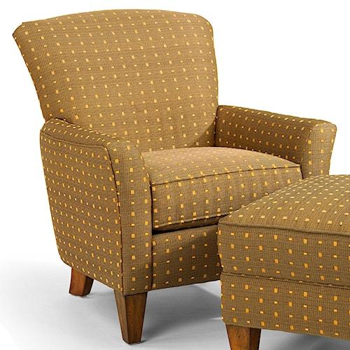 Flexsteel Accents Dancer Upholstered Chair