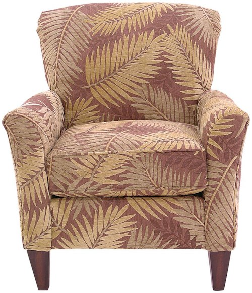 Flexsteel Accents Dancer Upholstered Chair