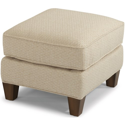 Flexsteel Accents Allison Ottoman