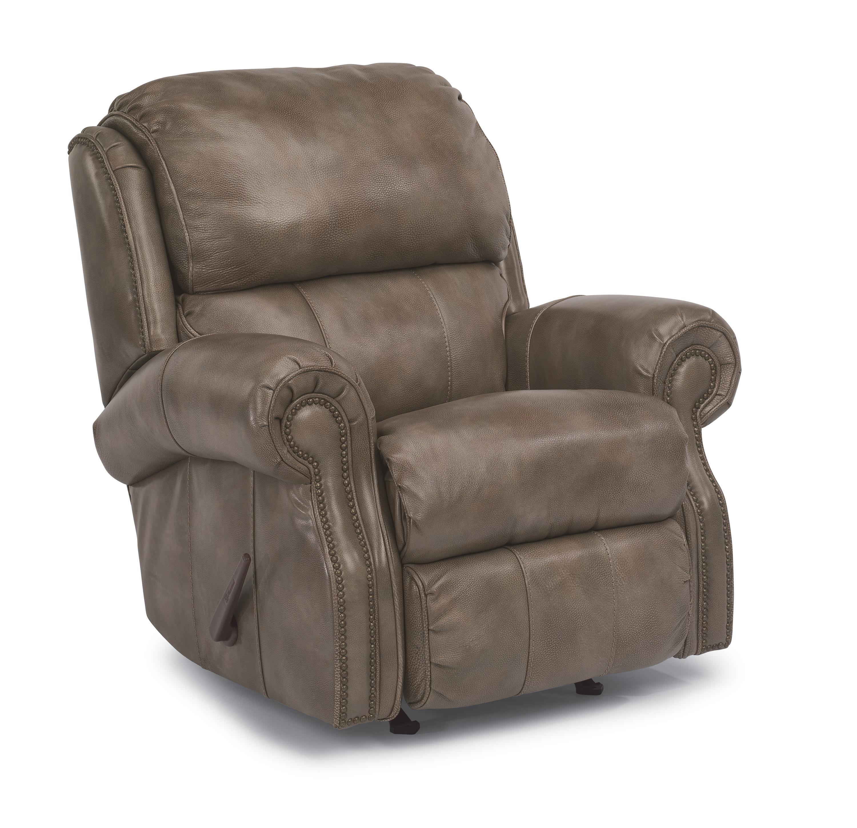 Flexsteel Accents Rocking Reclining Chair