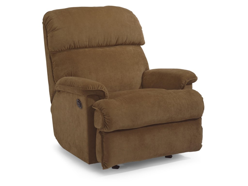 Flexsteel AccentsGeneva Power Wall Recliner