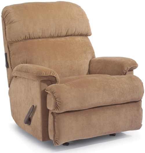 Flexsteel Accents Geneva Wall Recliner