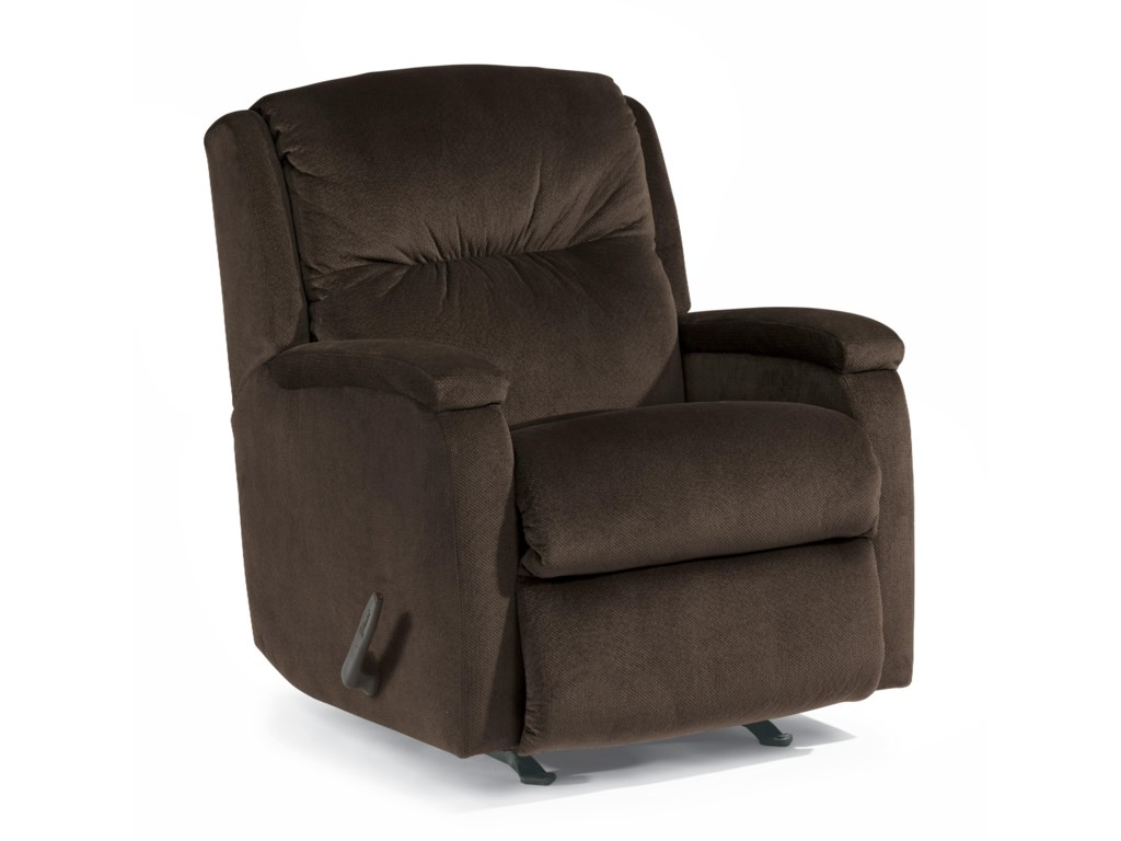 Flexsteel AccentsRocking Recliner