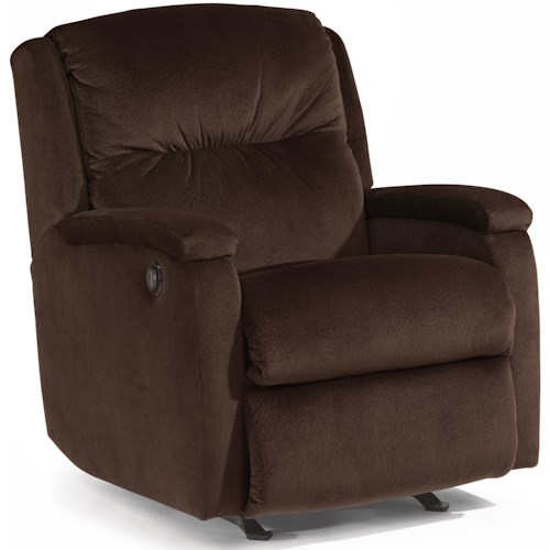 Flexsteel Accents Kayla Power Wall Saver Recliner