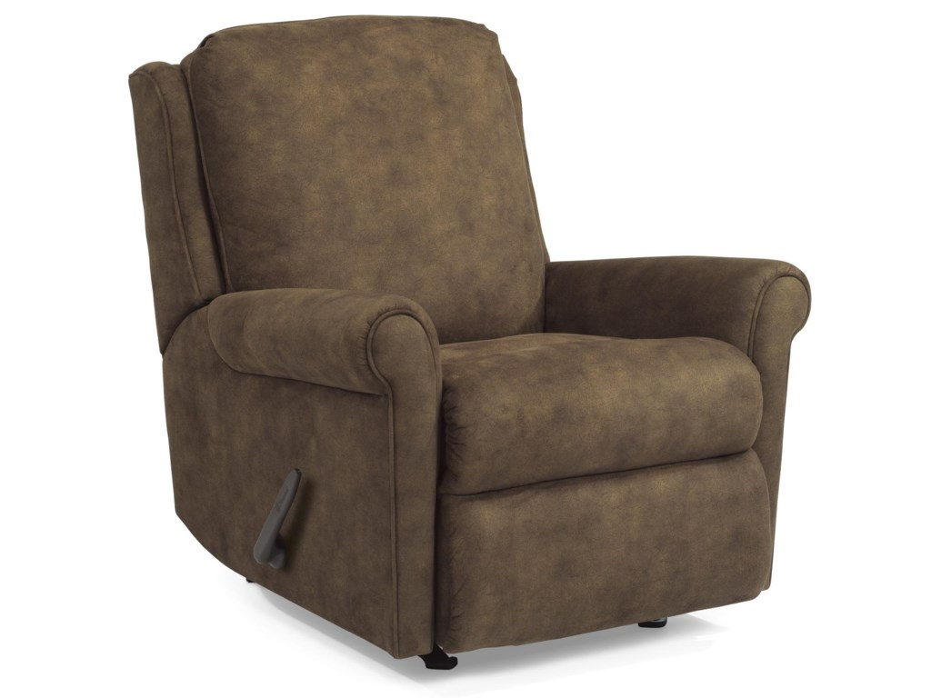 Flexsteel AccentsMacy Rocking Recliner