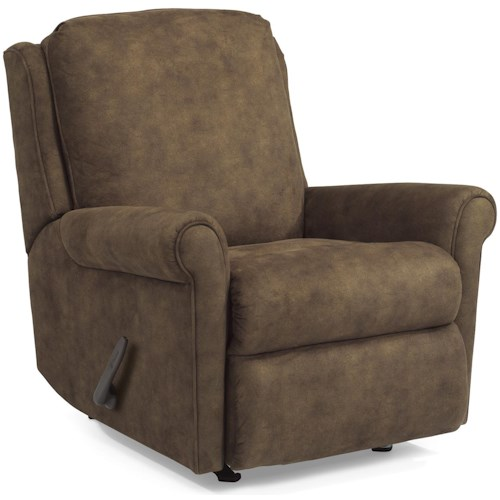 Flexsteel Accents Macy Power Wall Recliner | Wayside Furniture ...