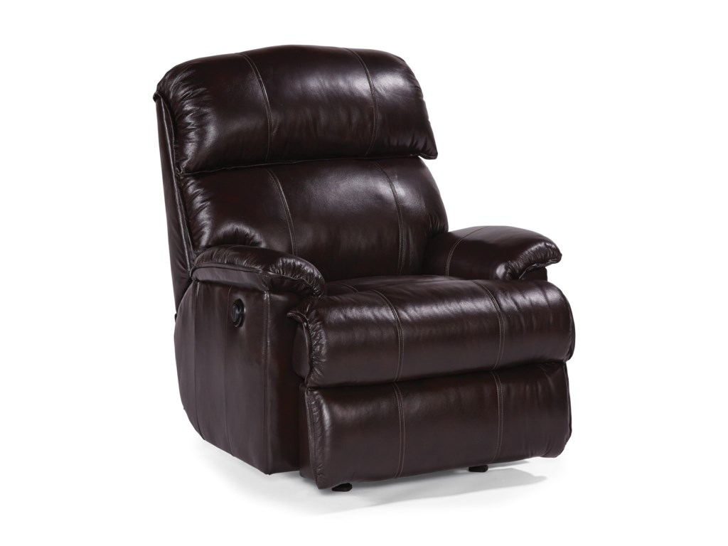 Flexsteel AccentsGeneva Power Rocker Recliner