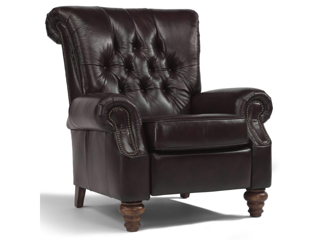 Flexsteel AccentsEquestrian High Leg Recliner