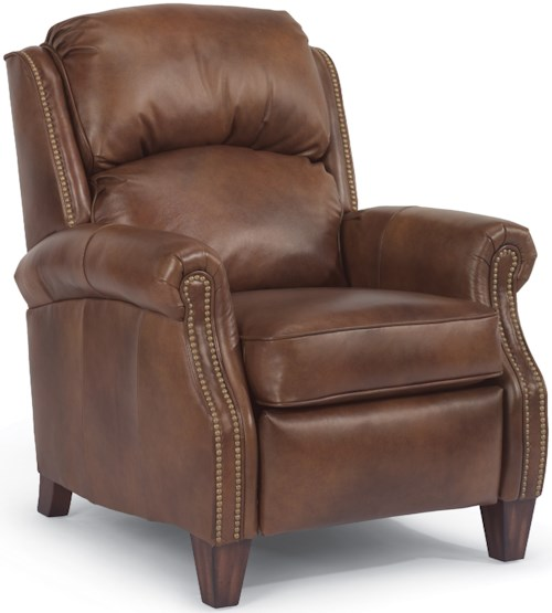 Flexsteel Accents Whistler Power High-Leg Recliner