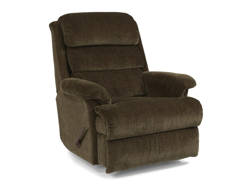Flexsteel AccentsYukon Wall Recliner with Power