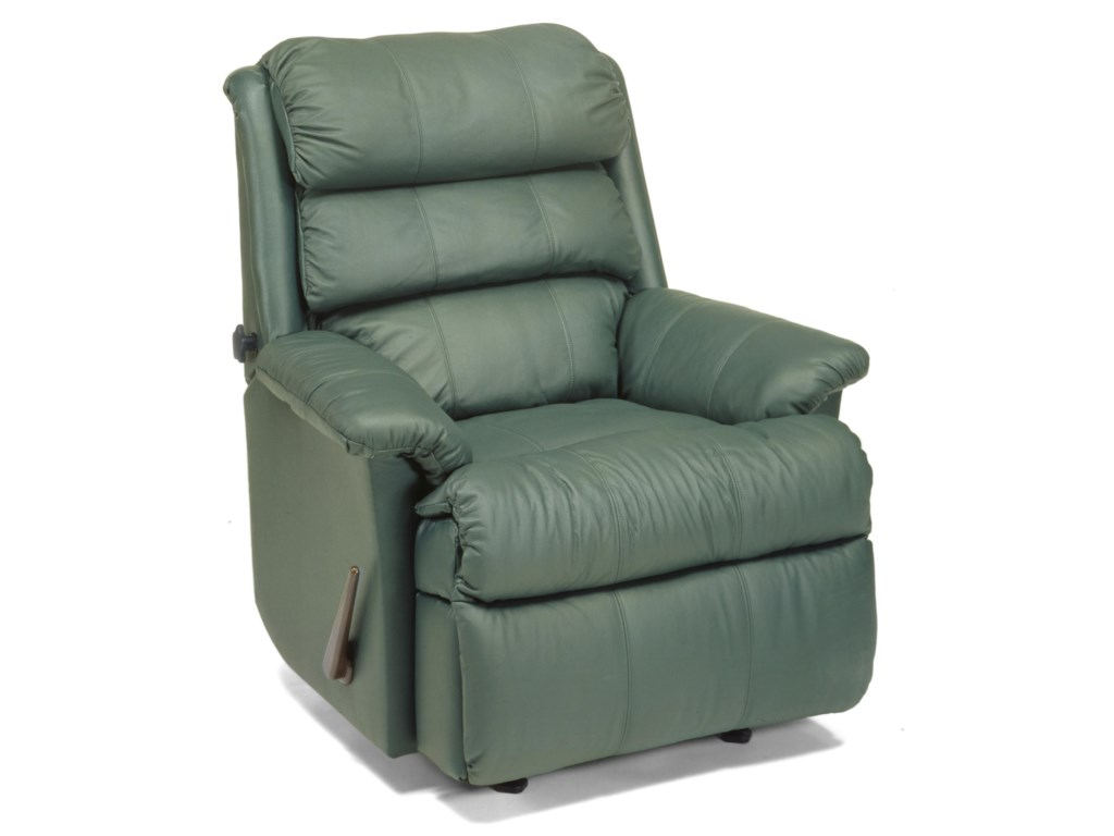 Flexsteel AccentsSwivel Glider Recliner
