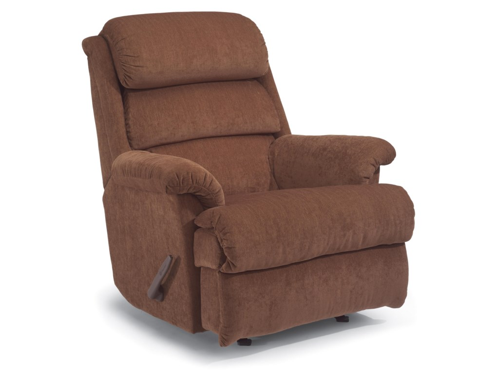 Flexsteel AccentsPower Rocker Recliner