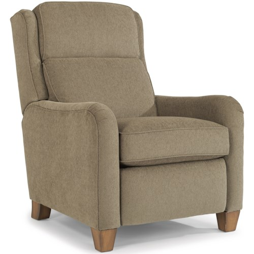 Flexsteel Accents Power High Leg Recliner
