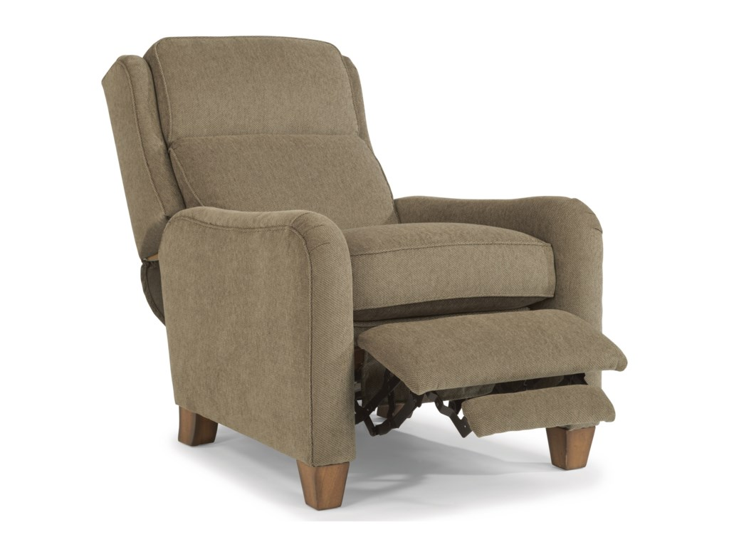Flexsteel AccentsPower High Leg Recliner
