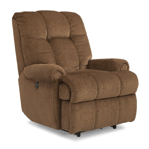 Flexsteel Accents Hercules Large Recliner