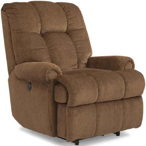 Flexsteel Accents Hercules Large Power Recliner