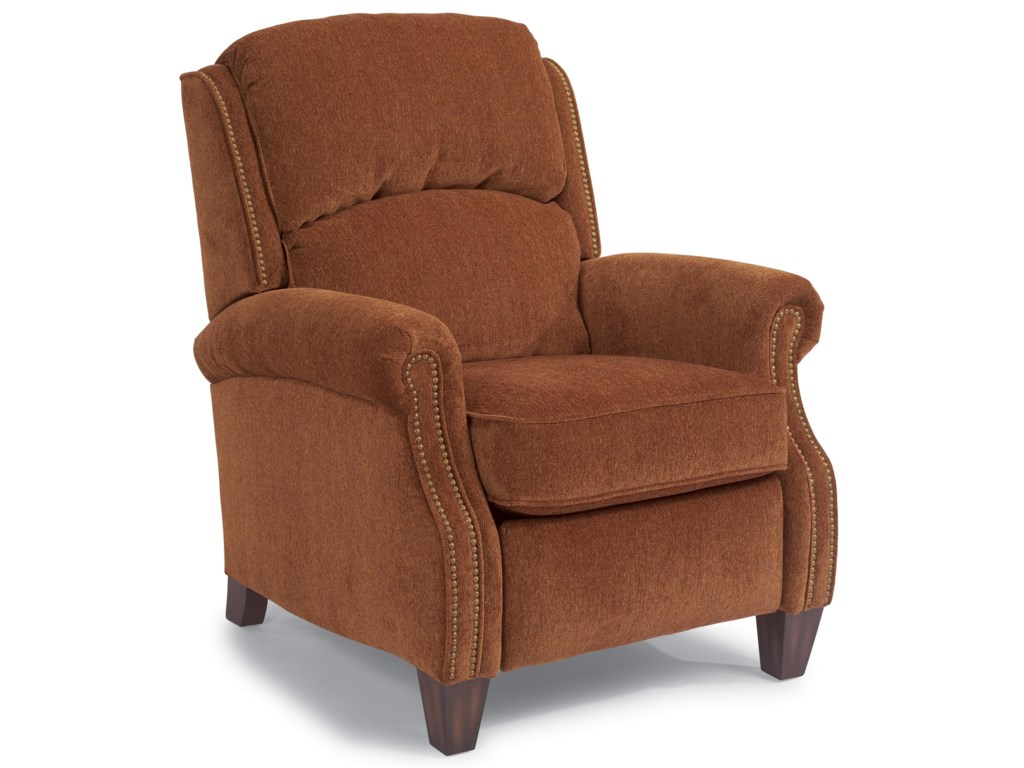 Flexsteel AccentsWhistler High Leg Recliner