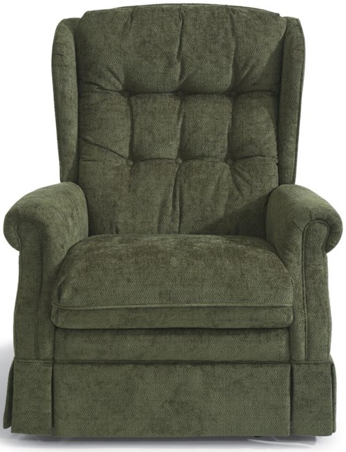 Flexsteel Accents Hartford Power Rocker Recliner