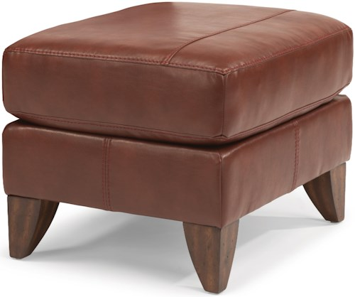 Flexsteel Accents Jupiter Upholstered Ottoman