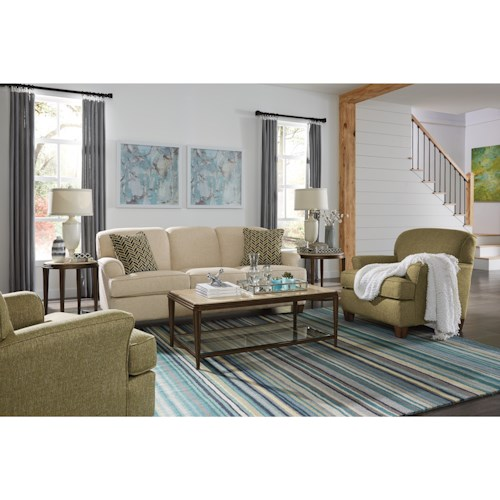 Flexsteel Atlantis Living Room Group