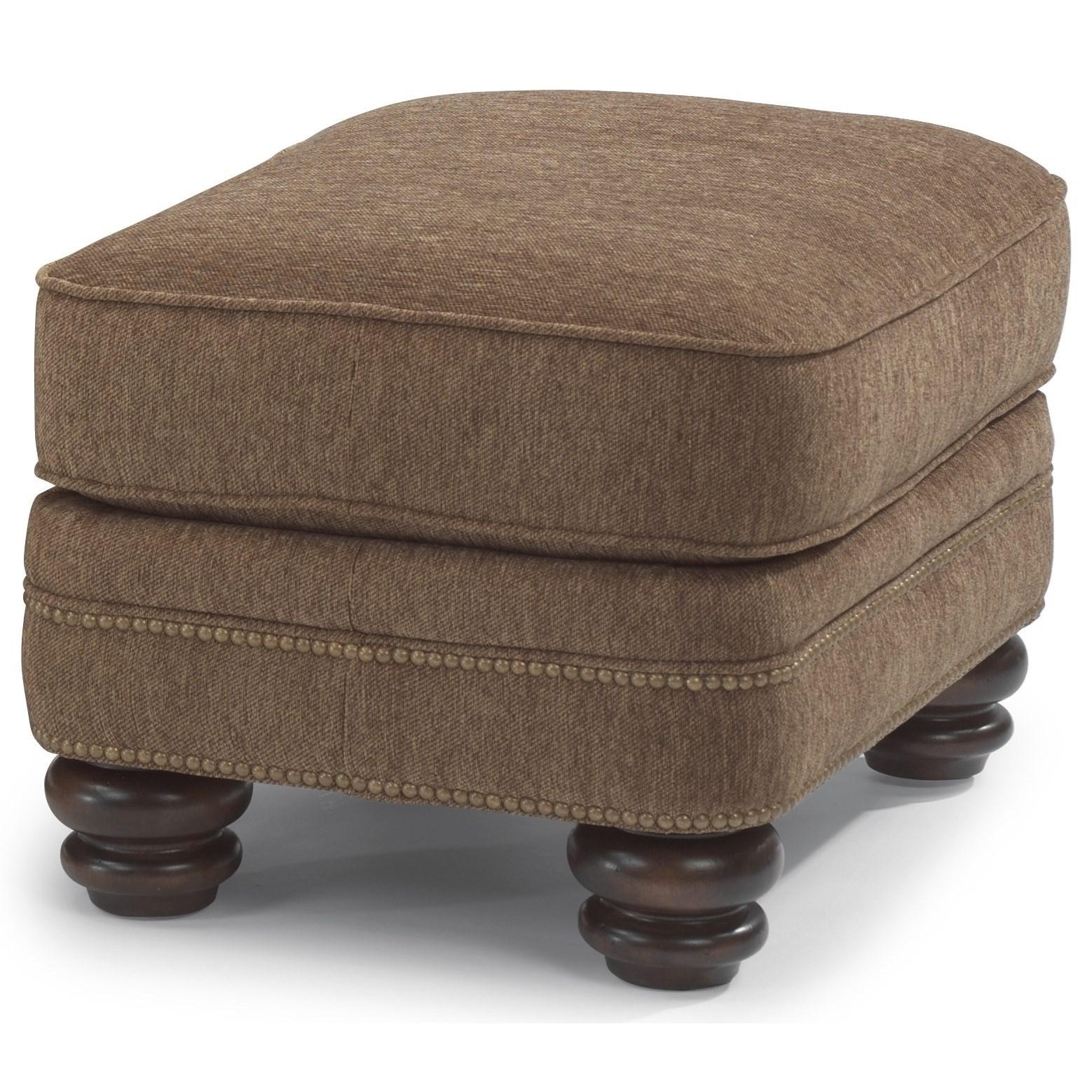 Traditional Chair Ottoman