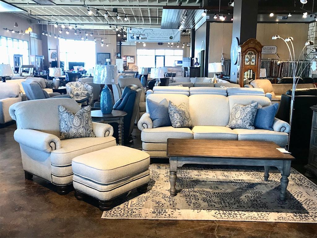 Flexsteel Bay BridgeTraditional Sofa