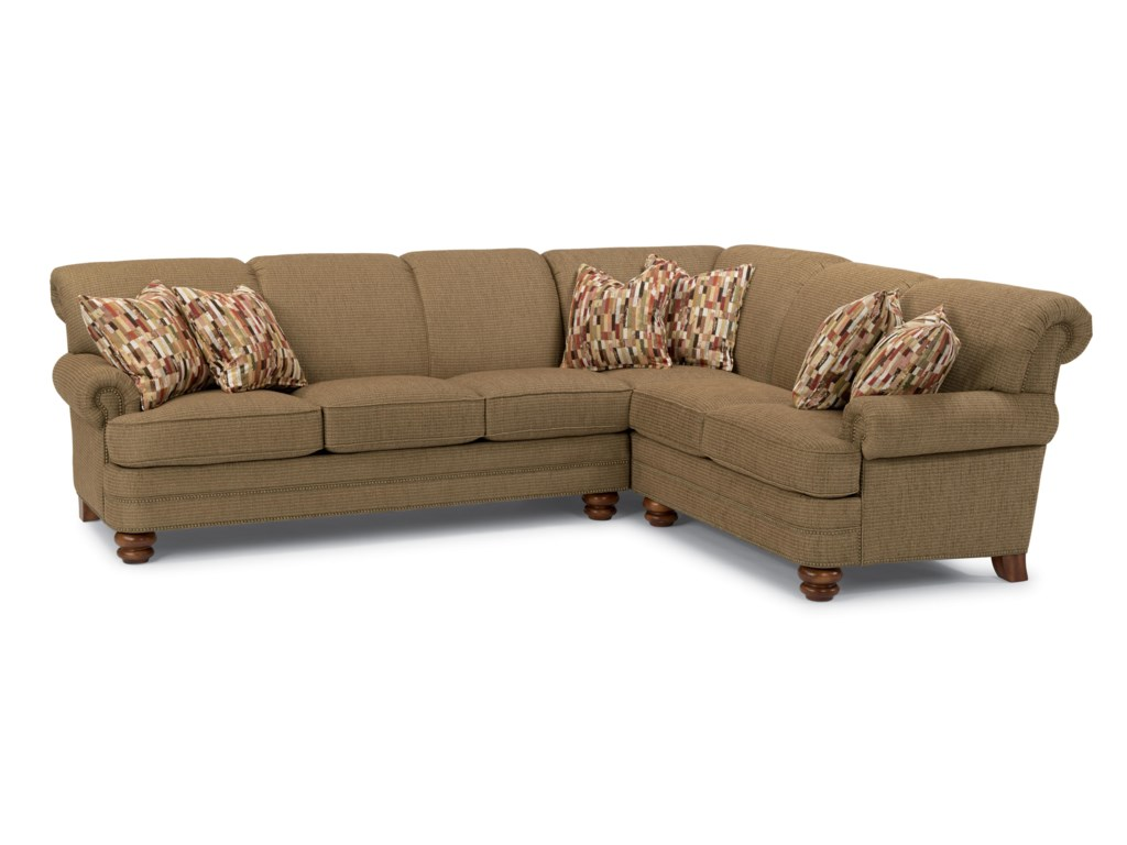 Flexsteel Fremont2 Pc Sectional Sofa