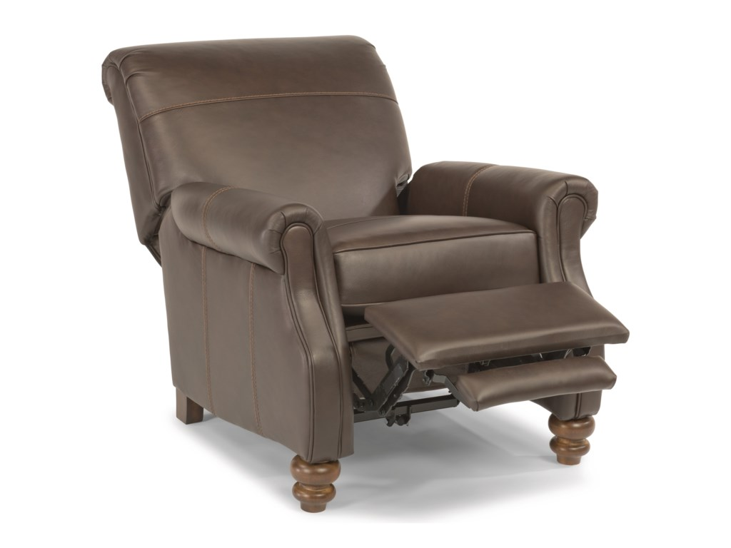 Flexsteel Bay BridgePower High Leg Recliner
