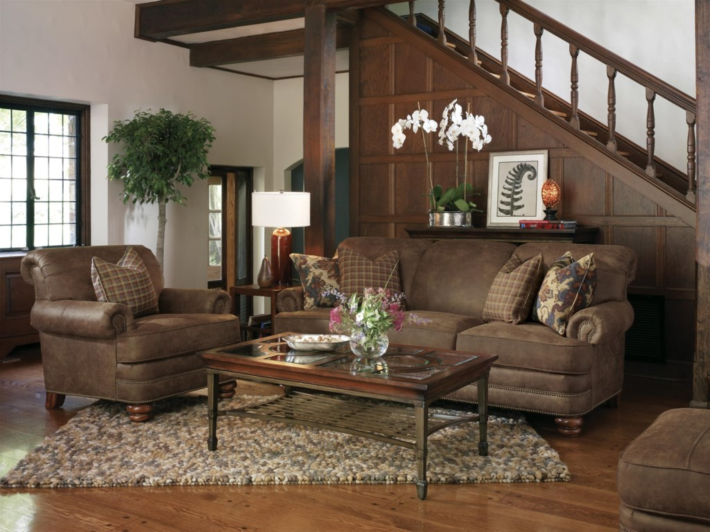 Flexsteel Bay BridgeTraditional Sofa