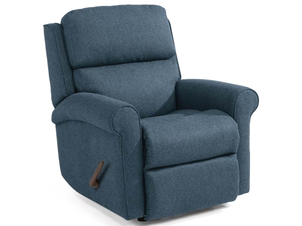 Flexsteel BelleSwivel Gliding Recliner