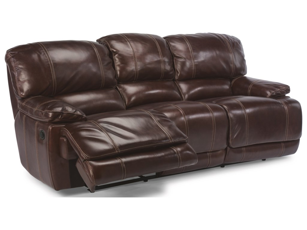 Flexsteel Laudes Belmont Reclining Sofa