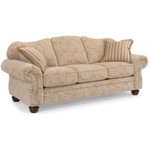 Flexsteel Bexley Traditional Sofa