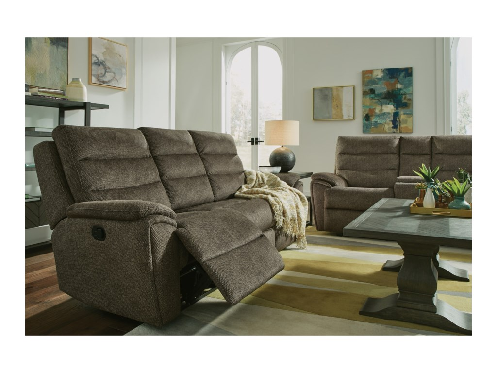 Flexsteel Latitudes - BrooklynReclining Sofa