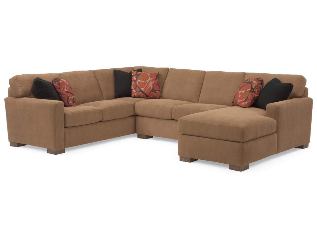Flexsteel BryantSectional Sofa