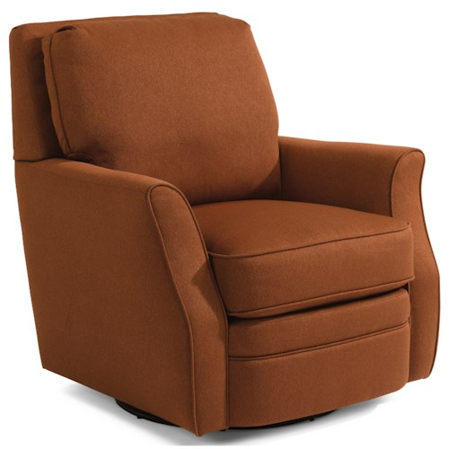 Flexsteel Brynn Casual Swivel Chair