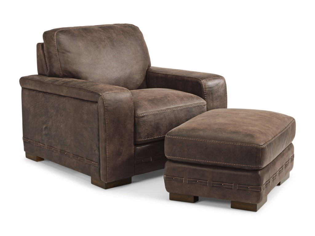 Flexsteel Latitudes - BuxtonLeather Chair