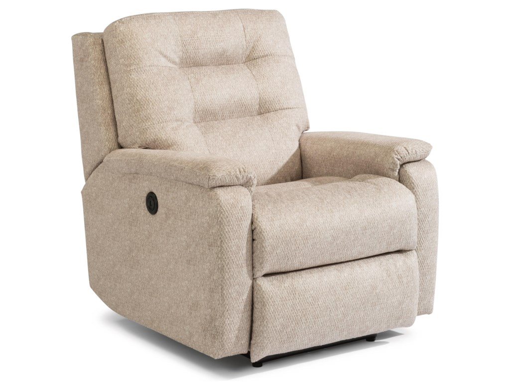 Flexsteel CalebSwivel Gliding Recliner