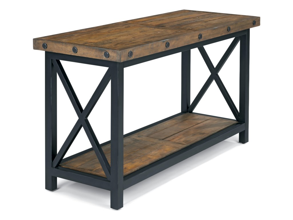 Flexsteel CarpenterSofa Table