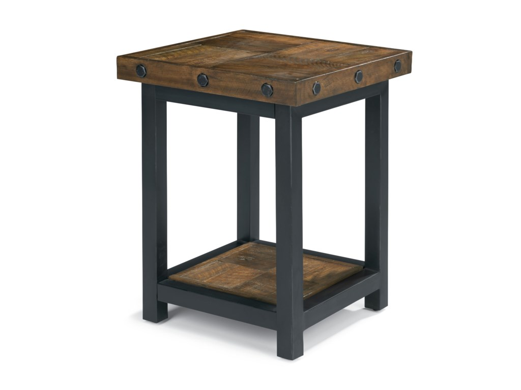 Flexsteel CarpenterChair Side Table